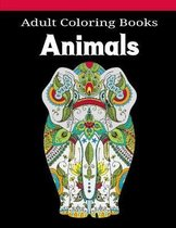 Adults Coloring Book Animals