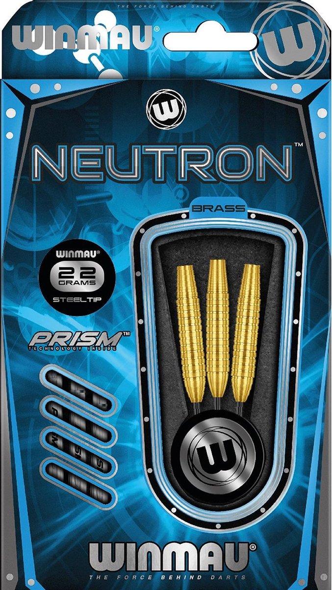 Winmau Neutron brass darts 22 gram
