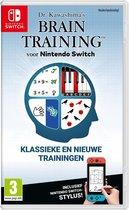 Dr. Kawashima's: Brain Training - Switch (Frans)