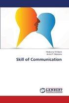 Skill of Communication