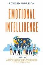 Emotional Intelligence: 2 Books in 1