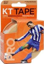 KT Tape PRO - Kinesio Sporttape - Voorgesneden 5cm x 25cm strips - Beige