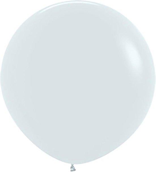 Sempertex ballonnen 61cm Fashion White 005 (10 stuks)