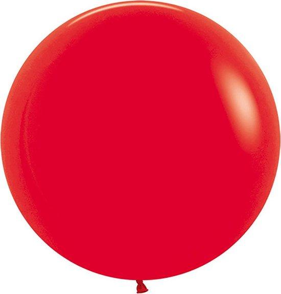 Sempertex ballonnen 61cm Fashion Red 015 (10 stuks)