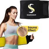 Shapewear®  zweetband  voor de buik  - waist trainer –  Buikband afvallen  – Afslankband buik  – waist shaper  man/vrouw