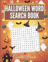 Halloween Word Search Book