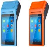 Android Digitaal Pinautomaat    QR Code Scanner Digitale Display   Inclusief Camera Functie en Calculator   2 Kleuren Beschikbaar