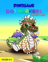 Dinosaur Dot Markers Activity Book for Kids ages 4-8