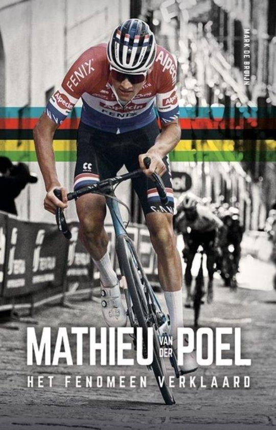 Boek cover Mathieu van der Poel van Mark de Bruijn (Onbekend)