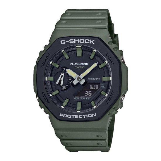Casio G-Shock GA-2110SU-3AER Heren Horloge - 44 mm
