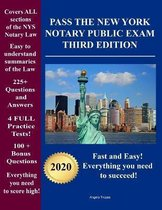Pass the New York Notary Public Exam Third Edition