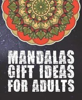 Mandalas Gift Ideas For Adults