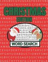 Christmas Edition Word Search