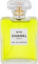 Chanel N°19 100 ml - Eau de Parfum - Damesparfum