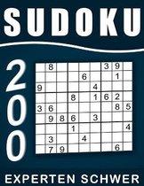 Sudoku fur Experten Schwer Bis Sehr Schwer