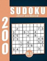 Sudoku Erwachsene Leicht Bis Medium Band 5