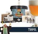 KINGDOM Bierbrouwpakket  - Startpakket - Tripel - zelf bier brouwen - starterspakket bier brouwen - bier brouwen pakket - brouwen met vrienden - vaderdag - vaderdag cadeautje voor hem - brouwpakket