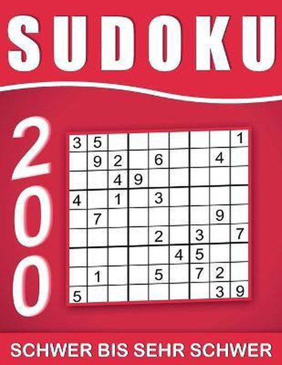 Sudoku Schwer Bis Sehr Schwer