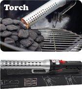 BBQ Aansteker- Looftlighter -Torch- Elektrische BBQ Lighter- One Minute Lighter -BBQ Accessoires