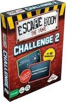 Escape Room - Challenge 2 - The Game - Pocket spel - Reisspel - Leeftijd 16+ - Identity Games