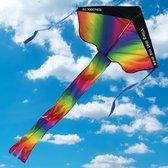 Enorme Delta Vlieger met draagtas - Vlieger voor kinderen - Kite vlieger