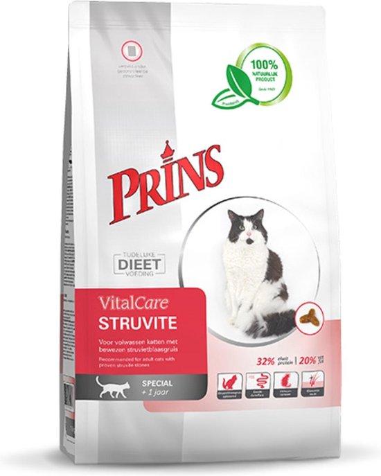 Prins Cat Vital Care Struvite - Kattenvoer - 5 kg
