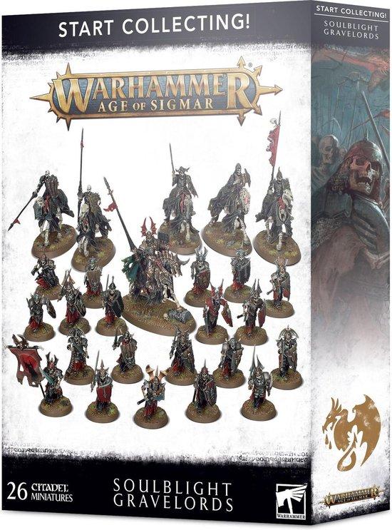Afbeelding van het spel Start Collecting! Soulblight Gravelords