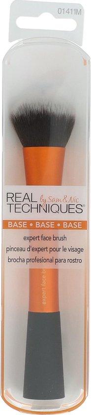 Real Techniques Expert Face Brush - Make-up Borstel