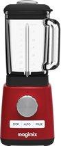 Magimix - Power Blender - 22.000 rpm - 30 jaar motorgarantie - 5 automatische programma's - Rood