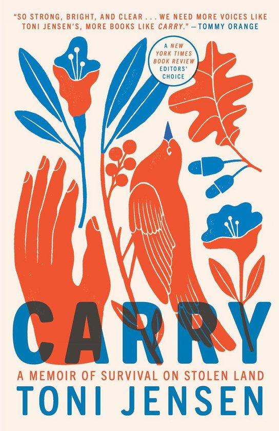 Boek cover Carry van Toni Jensen (Paperback)
