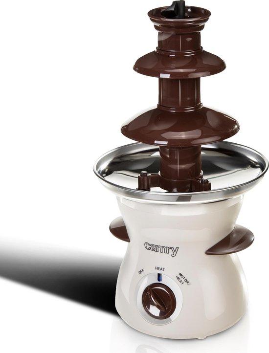 Chocolade fontein - Chocolade fondue - Fonduevorken - Wit