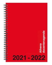 Athena Docentenagenda 2021-2022