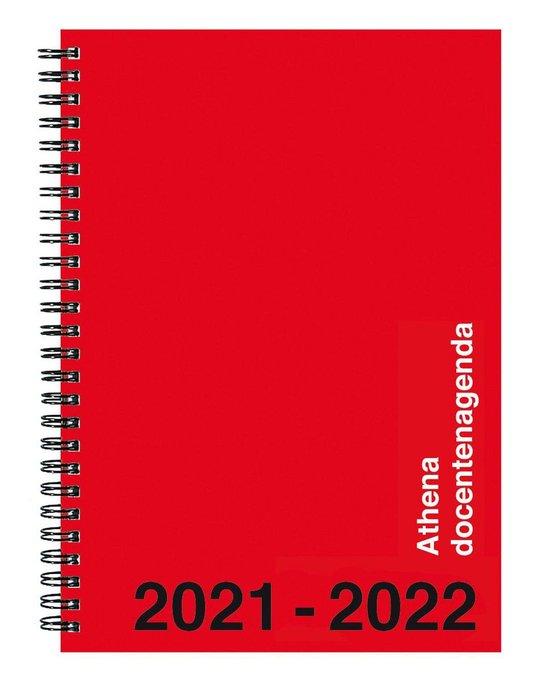 Afbeelding van Athena Docentenagenda 2021-2022