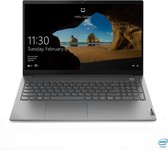 Lenovo ThinkBook 15 G2 ITL - Zakelijke laptop - 15.6 inch - Zilver
