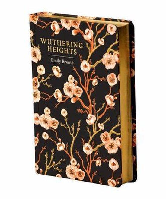Boek cover Wuthering Heights van Emily Bronte (Hardcover)
