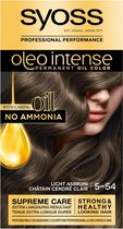 SYOSS Color Oleo Intense 5-54 Licht Asbruin haarverf - 1 stuk