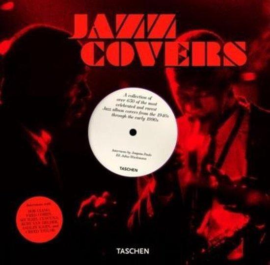 Cover van het boek '1000 jazzcovers'