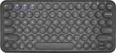 Draadloos Toetsenbord Finchy  - QWERTY - NL - Multi Device Koppelaar - + Gratis Beschermhoes