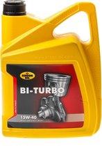 Kroon-Oil Motorolie 00328 Bi-Turbo 15W-40 - 5 Liter