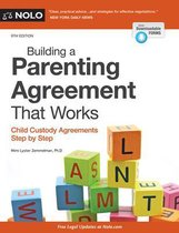 Omslag Building a Parenting Agreement That Works