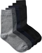 Jack & Jones JACJENS 5 paar Heren Sokken - Maat One Size