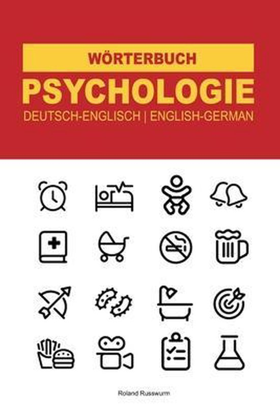 Psychologie Woerterbuch und Wortschatz