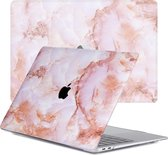 Lunso - cover hoes - MacBook Pro 13 inch (2020) - Marble Finley