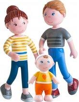HABA Little Friends - Speelset Familie