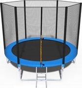 MaxxToys Trampoline - met Veiligheidsnet en Ladder - 305cm