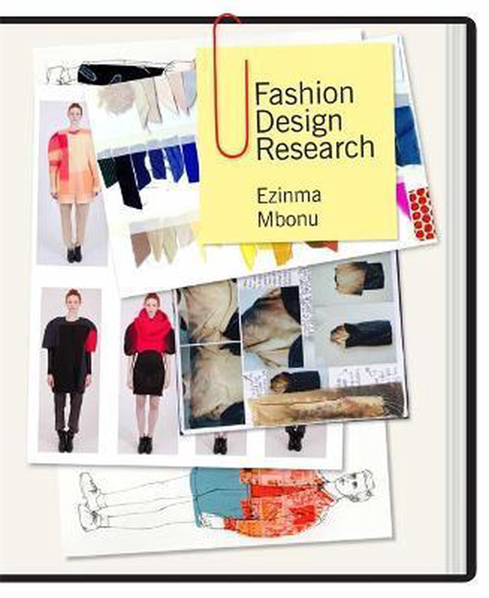 Fashion Design Research - Ezinma Mbonu