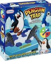 Familiespel Pinguin - wie laat de pinguin het eerst vallen   bordspel voor familie