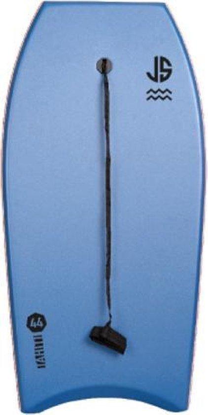 JS Bodyboard - blauw - wit - rood