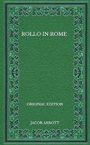 Rollo in Rome - Original Edition
