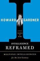 Boek cover Intelligence Reframed van Howard E Gardner (Paperback)